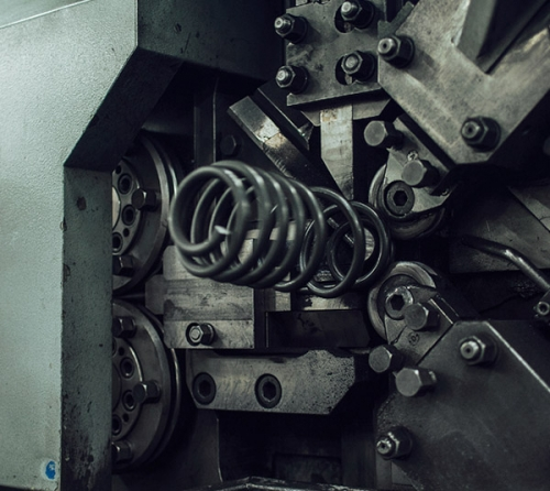 Spring mechanical